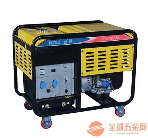 300A柴油发电电焊机基本说明