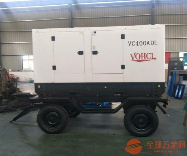 带拖车400A柴油发电电焊机联系方式