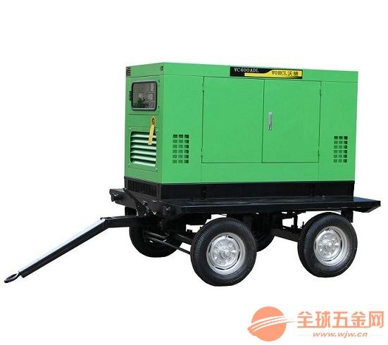 400A柴油发电电焊机参数规格