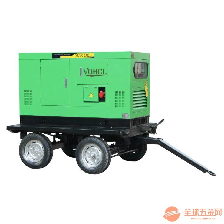 500A柴油发电电焊机移动车基本说明