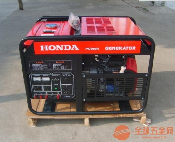 本田380V10千瓦汽油发电机