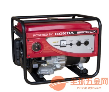 本田系列220V5KW汽油发电机组