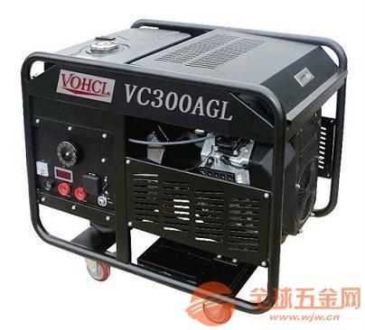 便捷携带380V300A汽油发电电焊机