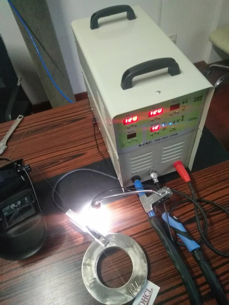 仿激光模具缺陷修补机