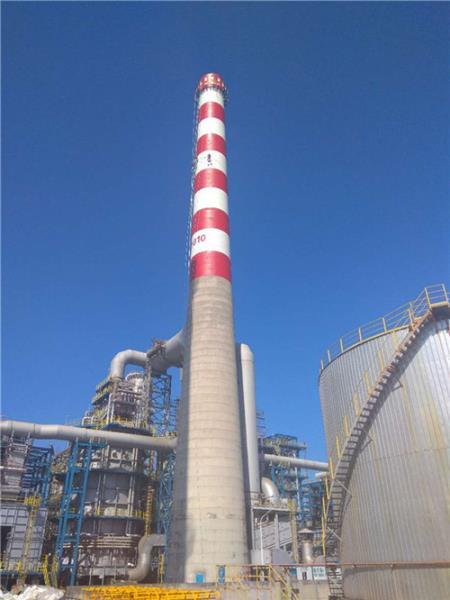 莆田120米烟囱安装平台钢梯单位