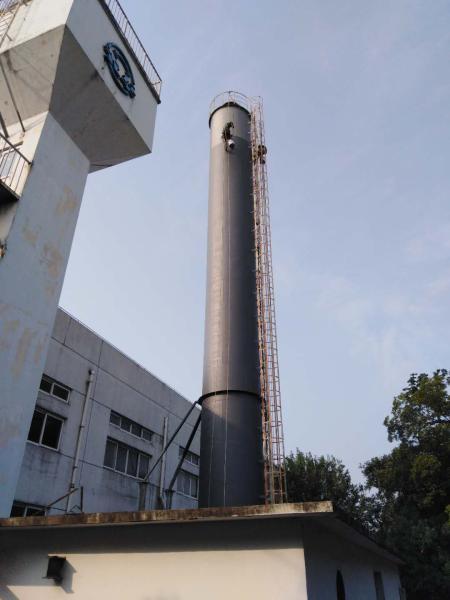 工程资讯:宁安砖烟囱拆除价格优惠