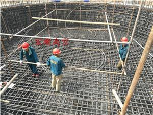 合川烟囱爬梯护网平台