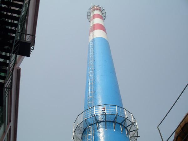 烟囱环保脱硫防腐对技术的要求