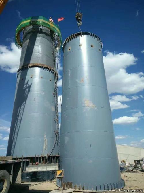 重慶新建鋼煙囪廠家,鋼煙囪新建公司