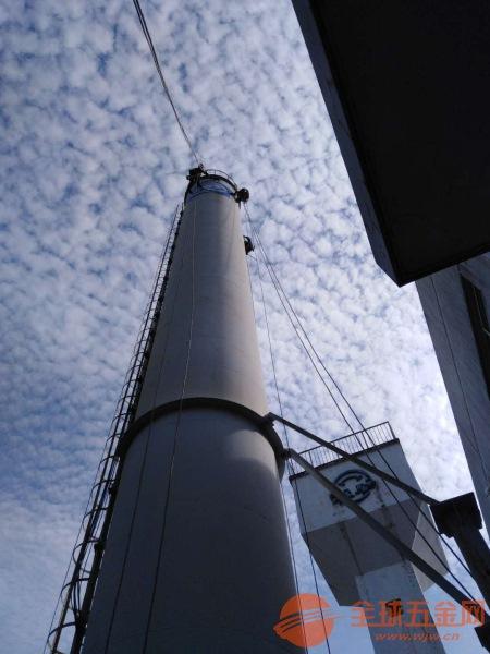 迁西县水泥烟囱安装转梯新闻资讯: