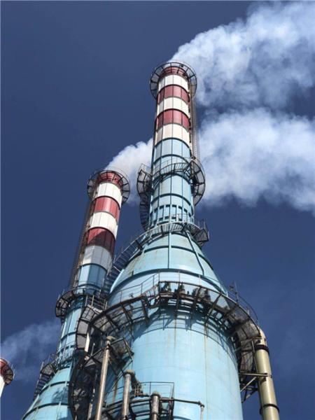 防城港钢烟囱新建工程承包