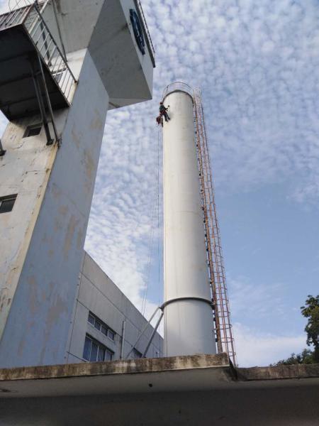 铁岭水泥烟囱安装旋梯工程承包