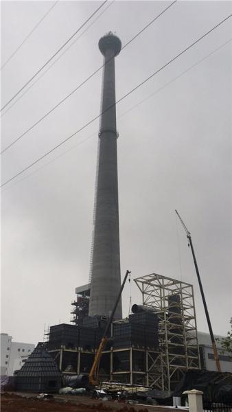 贺州水泥烟囱更换折梯工程承包