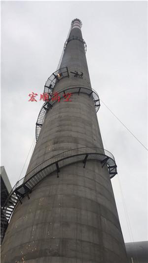 新闻:虎林水泥烟囱维修更换爬梯公司/欢迎访问