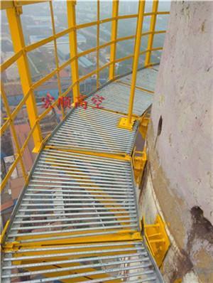 宁国80米烟囱刷油漆航标公司全国施工