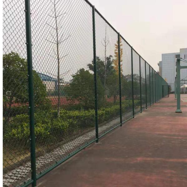 义乌篮球场围网有包施工的厂家吗