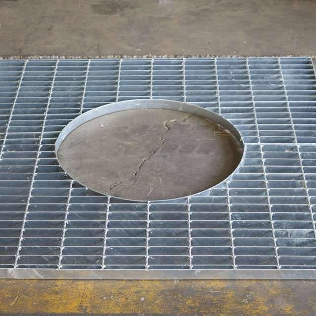 厂家直销不锈钢异形钢格板