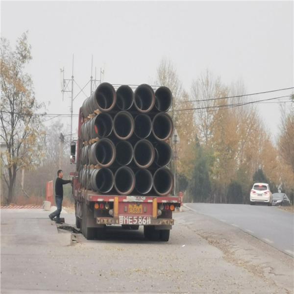 习水县给水DN600球墨铸铁管一支价格