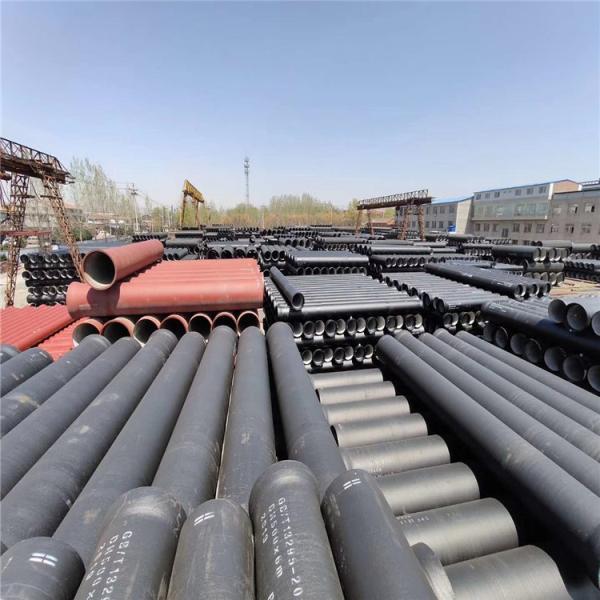 安图县给水DN1600球墨铸铁管千吨库存