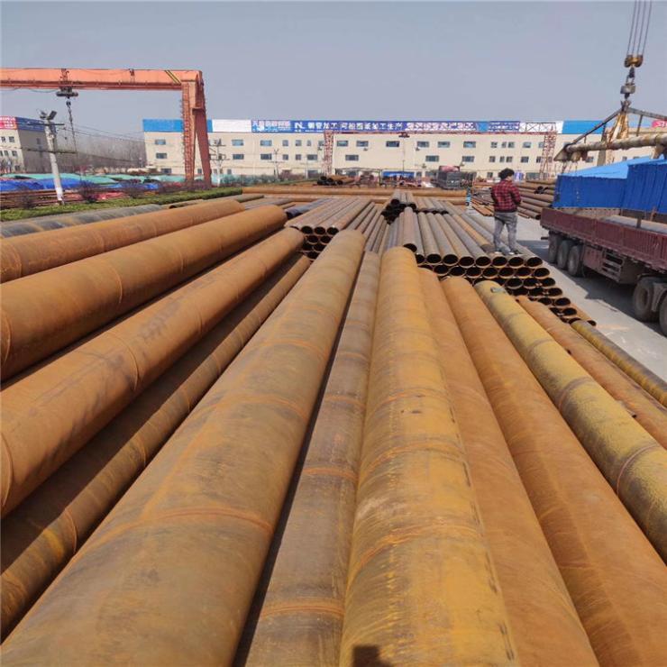 淮南2020*11螺旋管多少钱一吨