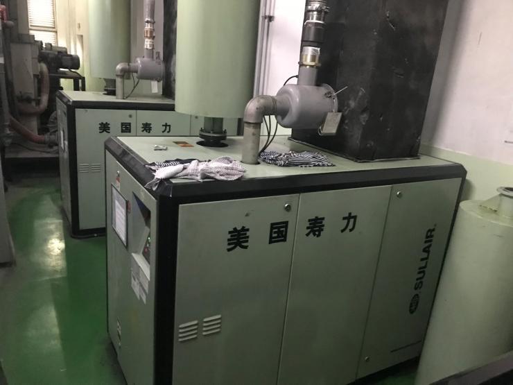 中山寿力空压机维修服务电话