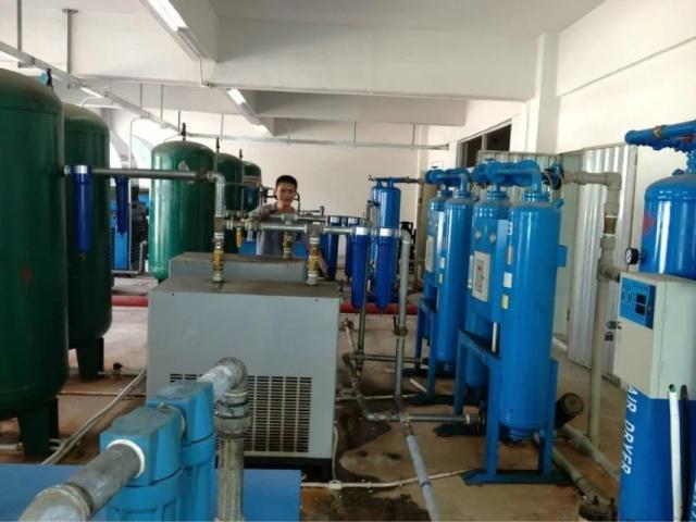 中山专业销售寿力空压机厂家