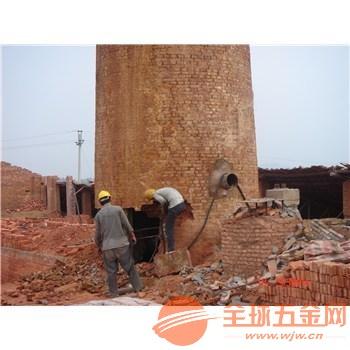 揭西县定向放倒锅炉房大烟囱公司欢迎访问