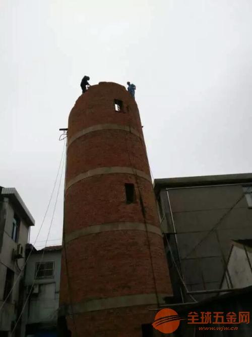 枣庄燃煤烟囱定向放倒公司欢迎访问