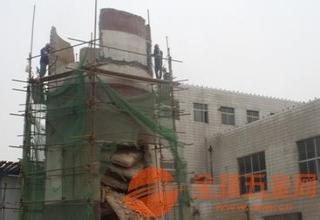 孝义市定向放倒锅炉房大烟囱公司欢迎访问