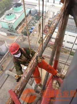 临漳县燃煤烟囱定向放倒公司欢迎访问