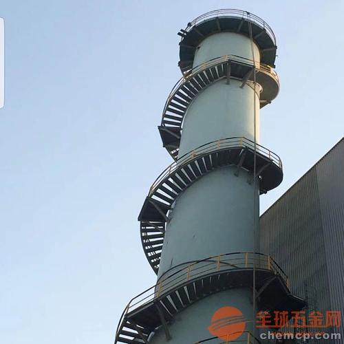 废弃钢烟囱拆除施工价格多少钱一米