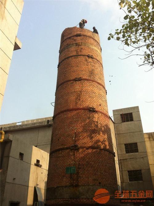 重庆专业烟囱拆除加高多少钱欢迎咨询