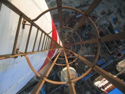 漠河县烟囱安装转梯平台公司欢迎咨询