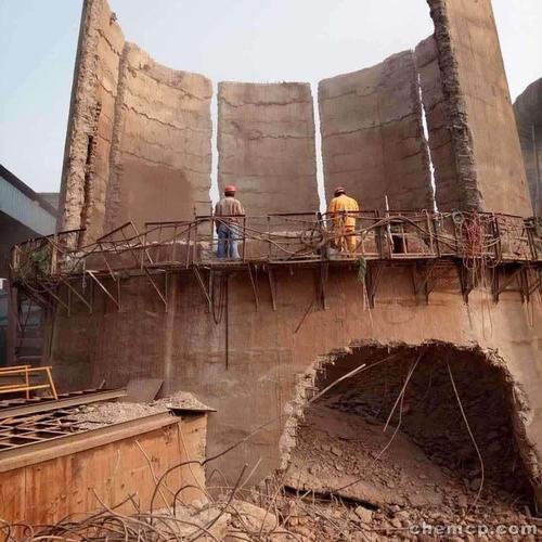 红河县旧烟囱拆除报价欢迎访问