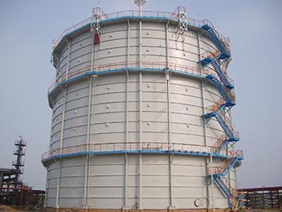 花山区烟囱旋梯安装