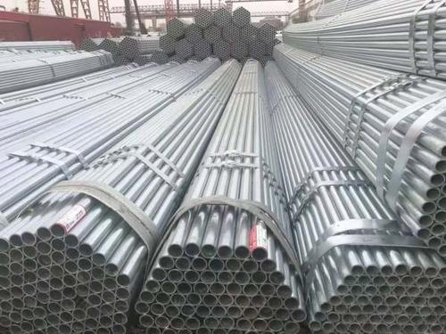 清水河县镀锌钢管大量供货