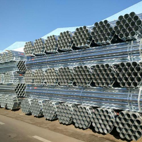 凤城镀锌钢管大量供货
