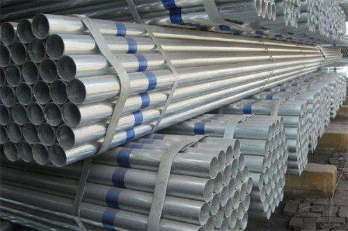漯河镀锌钢管市场价