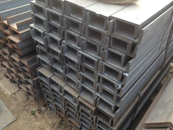 七星区Q235B槽钢大量供货