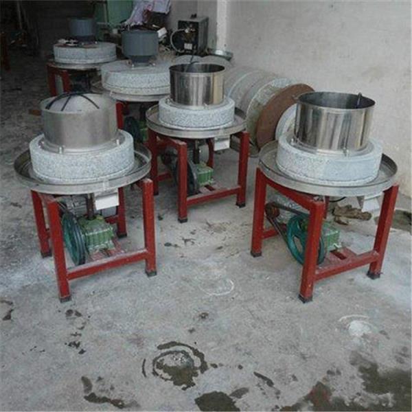 优质 阜新天然石材米浆石磨机 新型石磨机图片
