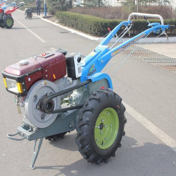 高效率手扶拖拉机 果园开沟起垄机 施肥播种机