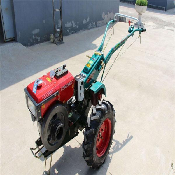 曲阜手扶拖拉机多少钱一台 小型手扶耕地犁地机