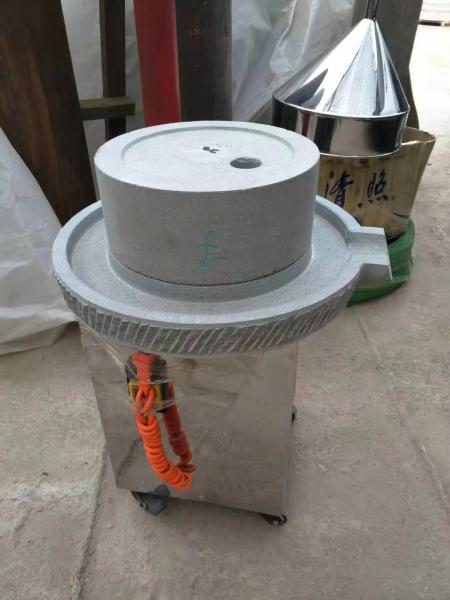 优质 仙桃五谷杂粮石磨机价格 大型石磨机生产厂家