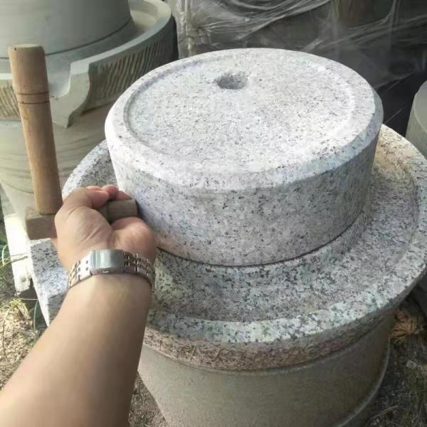 优质 崇左原生态石磨机厂家 全自动石磨机专业生产