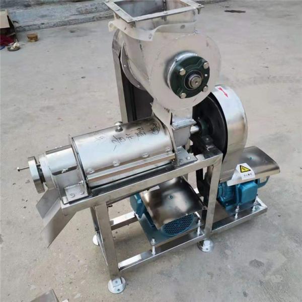 今日推荐 呼伦贝尔1.5吨大型不锈钢榨汁机厂家直供