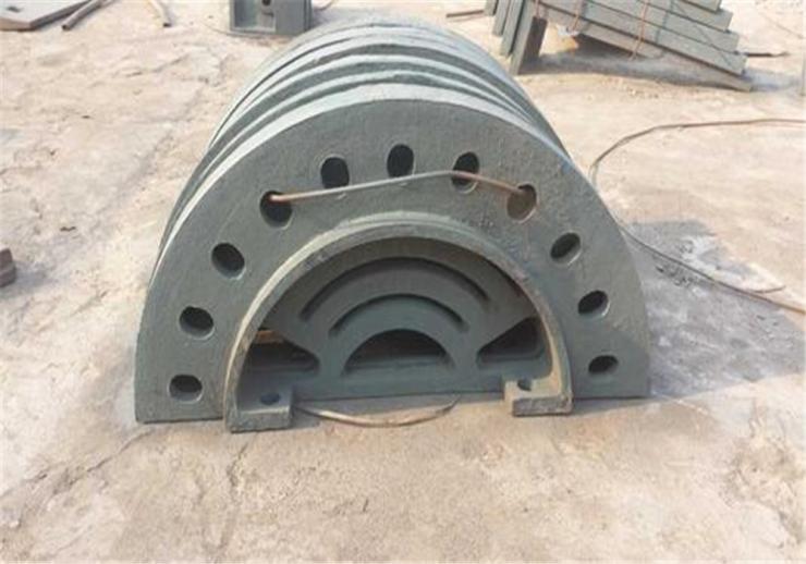 JM7B稀土耐磨铸管厂家法兰连接耐磨铸管