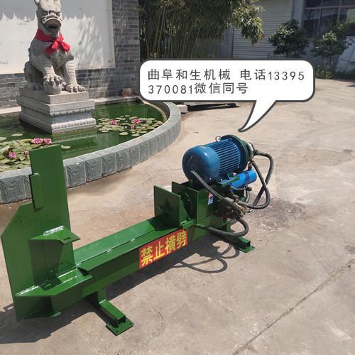 天津电动液压劈柴机厂家报价-全球五金网图片