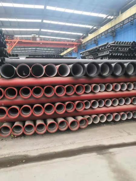 鲁山县排水球墨铸铁管供应商