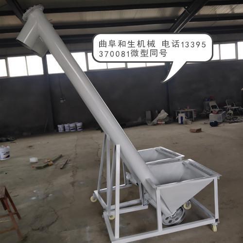 丹东垂直螺旋提升机承诺守信