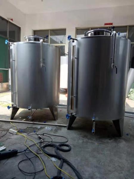 徐州乳制品發酵罐信譽保證